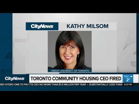 Toronto Community Housing CEO Fired