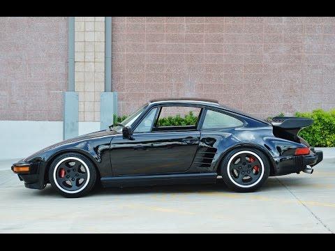 1988 Porsche 930 Turbo 911 Slant Nose For Sale - Call Tony 305 988 3092