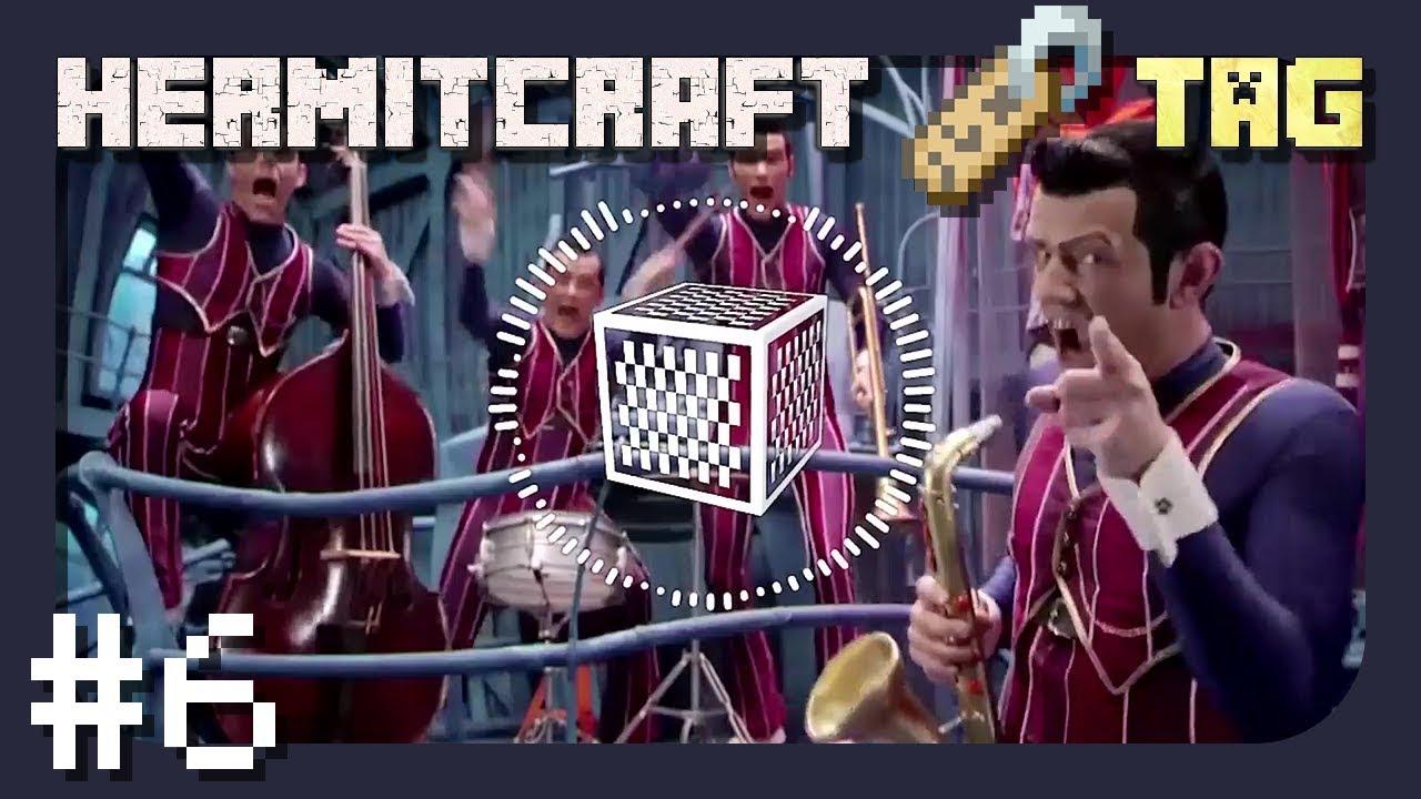 Hermitcraft Tag [#6] | I'M BACC. | Hermitcraft Season VI
