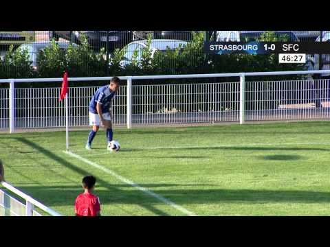 CFA2 : RC Strasbourg 2 contre Sarreguemines FC