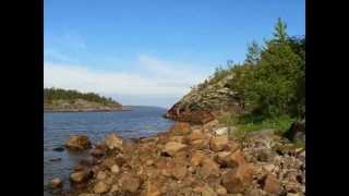 Белое море - 2013. Огонь и вода. Фото 1080p HD.(Фотографии сделаны участниками похода по Белому морю к югу от Чупинской губы на яхте
