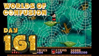 Day 161 Worlds Of Confusion Live Stream - Micky Mouse Castle Of Illusion
