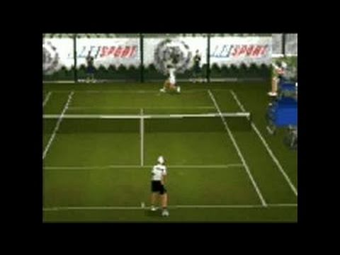 bb6fdc9e6379 All Star Tennis  99 Nintendo 64 Gameplay - YouTube