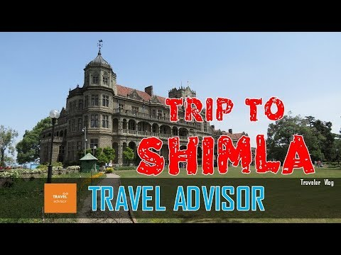 Trip to Shimla   Travel vlog   Must See Destinations   HD