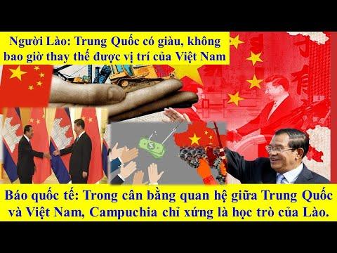 Báo Quốc tế: Trong cân bằng quan hệ giữa Trung Quốc và Việt Nam, Campuchia chỉ là học trò của Lào. | Foci
