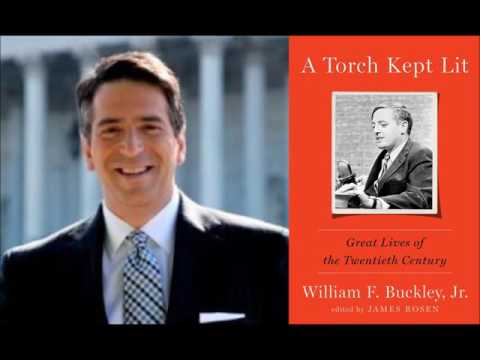 James Rosen Interview with Conservative Book Club About William F. Buckley, Jr.