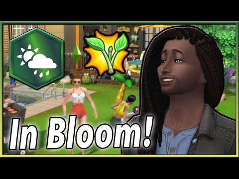 The Sims Info/Thoughts: Blooming Harvestables, No Slow Dancing! thumbnail