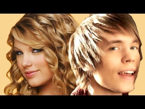 22  Taylor Swift Roomie
