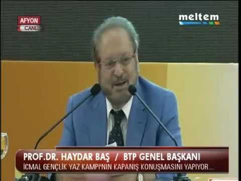 Atatürk Hiçbir Zaman Harama Helal Demedi (Haydar Baş)