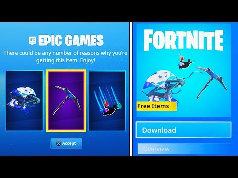 *NEW* FREE ITEMS In Fortnite! How To Unlock New Celebration Pack (Fortnite PlayStation Plus Pack 3)