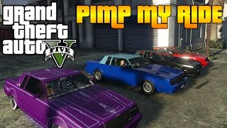 GTA V - Pimp My Ride #141 | Willard Faction (Buick Regal) | Lowrider Customization