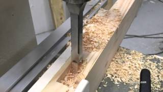 Sedgwick 571 Chisel Mortiser MK2 | Scott & Sargeant Woodworking machinery