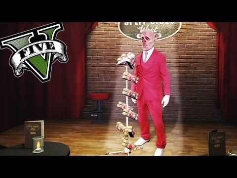 GTA V Online - EL CLUB DE LA COMEDIA XDD - NexxuzHD