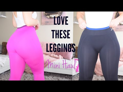 LEGGINGS MINI HAUL | CAMEL STORE from YouTube · Duration:  4 minutes 15 seconds