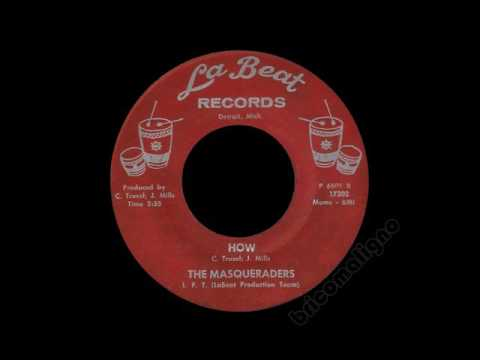 The Masqueraders - How
