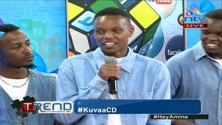 #theTrend: Sisko reloaded dance group on their epic dance moves