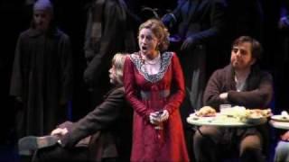 """La Bohème (G.Puccini) Acto II  2ª parte y """"Vals de Musetta""""    CORO """"PREMIER ENSEMBLE"""" de AGAO"""