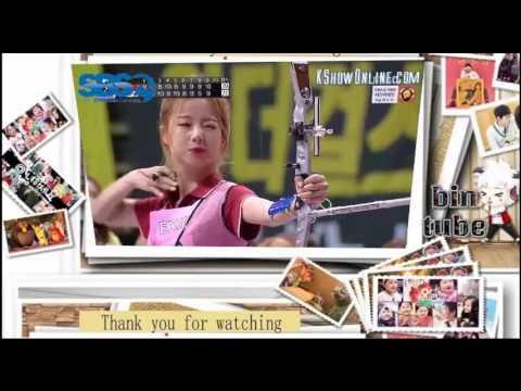 Idol Star Athletics Championships Chuseok Special Episode 2 2015