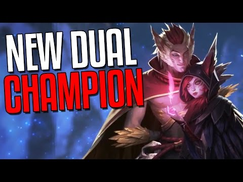 NEW DOUBLE CHAMPIONS - The Vastaya Teaser | League of Legends
