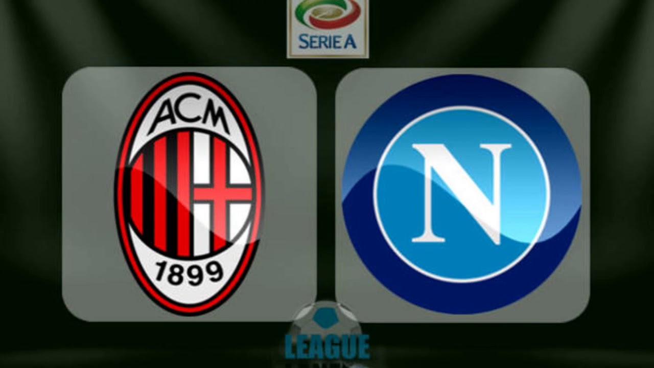 Ставки на футбол на Милан — Наполи. Ставки на чемпионат Италии 15 Апреля 2017