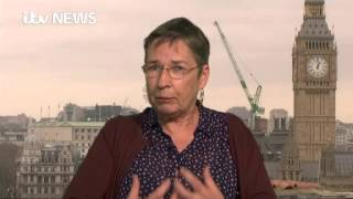Labour's Ann Coffey reveals abuse she received after Syria vote result