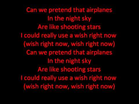 BoB ft Hayley Williams & Eminem  Airplanes Lyrics
