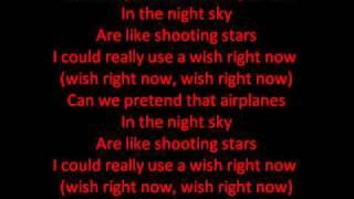 B.o.B ft. Hayley Williams & Eminem - Airplanes (Lyrics)