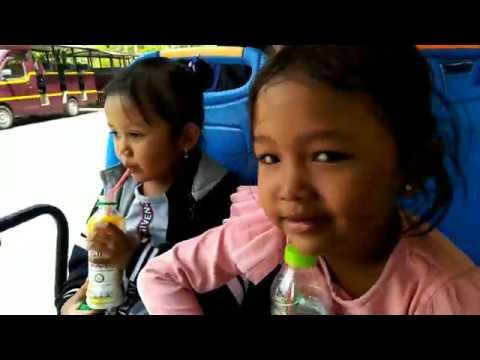 Keliling Kompleks Candi Borobudur Youtube
