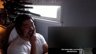 Berserk 2017 Episode 2 Reaction Winter's Journey