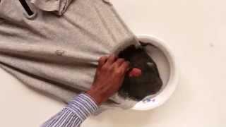 Как просто отодрать жвачку от одежды | Лайфхакер