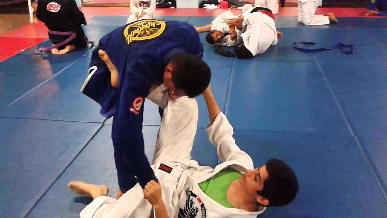 Técnicas (Panamá Jiu Jitsu Academy/LG)