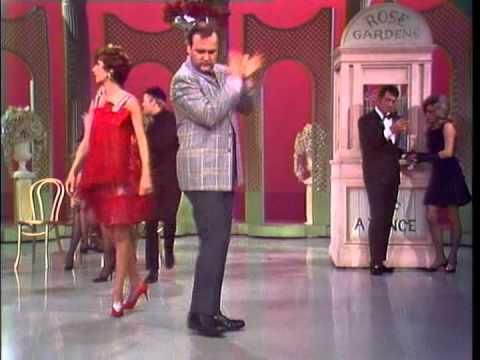 Dean Martin, Caterina Valente & Dom DeLuise  Ten Cents a Dance