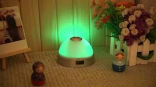 High-Technology Speedy Design & Multi-Colour LED Projection Digital Clock Alarm