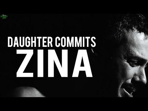 DAUGHTER COMMITS ZINA AT HOME