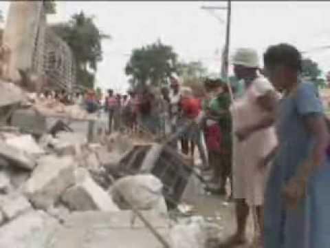 Haiti Earthquake: Cash-for-work programme employs thousands of Haitians