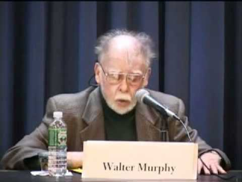 Constitutional Democracy: Creating and Maintaining a Just Political Order - Pt 2