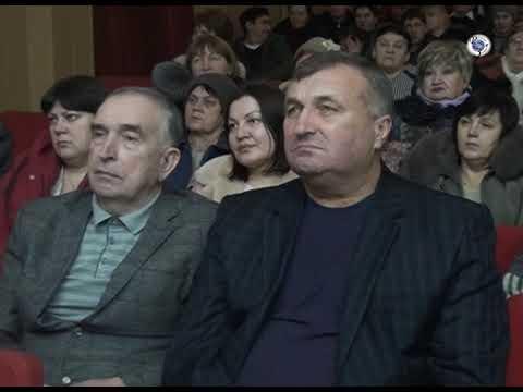 Глава Белоглинского сельского поселения отчитался о проделанной за год работе