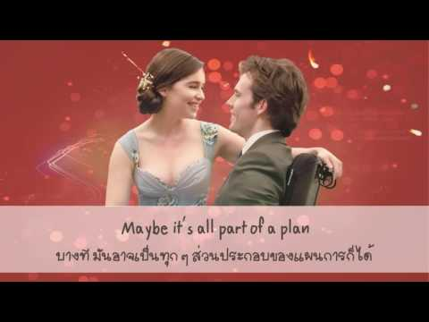 Thinking Out Loud - Ed Sheeran (THAISUB)
