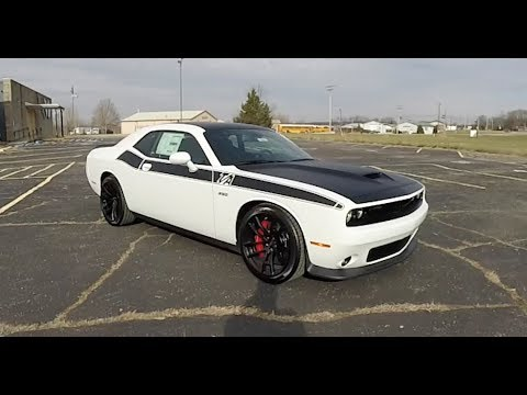 2018 Dodge Challenger T A 392 Walk Around Video In Depth Review