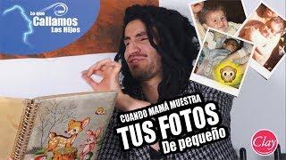 CUANDO MAMÁ LE MUESTRA A TU NOVIA TUS FOTOS DE PEQUEÑO | Lo que Callamos Los Hijos thumbnail