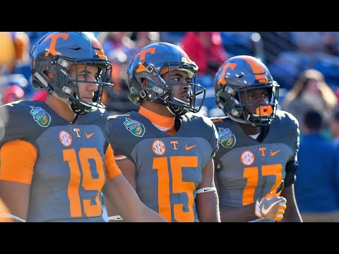2017-2018 Tennessee Vols Football Hype Video || Seven Nation Army ||