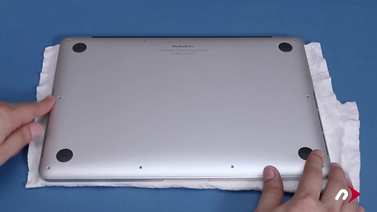 super populaire 7f0e2 c318f Remplacement batterie Macbook Pro Retina 13