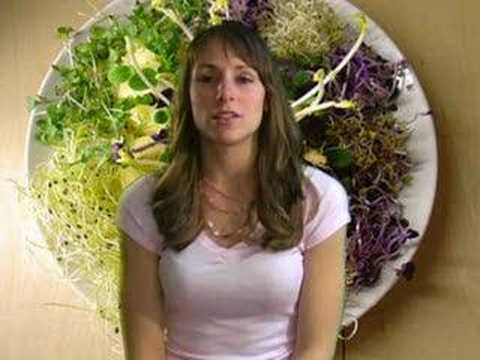 Super Food & Health Food, Sprouts, Nutrition by Natalie