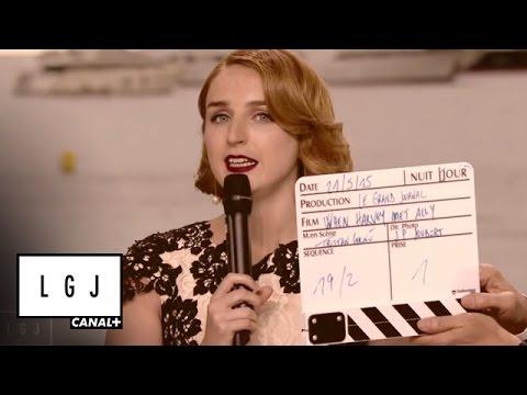 La leçon de cinéma avec Harvey Keitel - La Météo du Grand Journal de Cannes