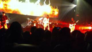 Eyelid's Mouth - Soundgarden - Riviera Theater - Chicago 1/30/2013