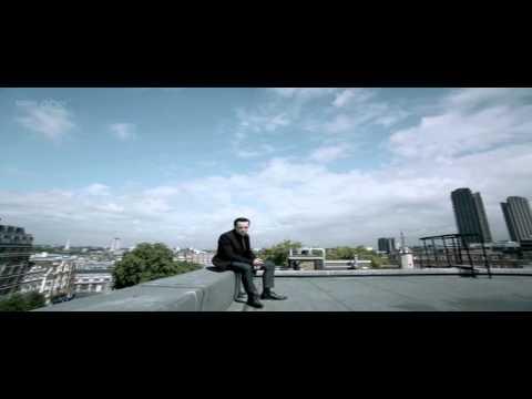 Moriarty Stayin' Alive Rooftop Scene - Sherlock BBC