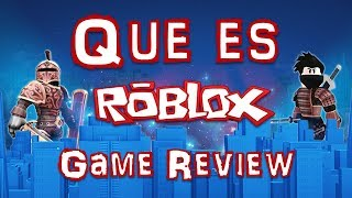 What is Roblox? Gamereview (English)