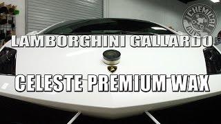 Best Lamborghini Wax - Celeste Dettaglio Chemical Guys Car Care