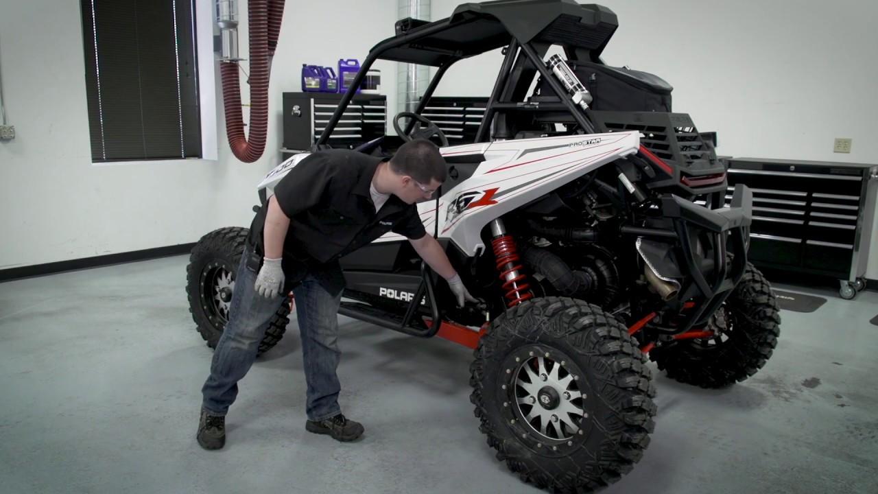 RS1 Maintenance Check | Polaris RZR® - YouTube