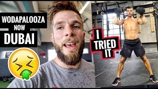 The HARDEST movement in CROSSFIT HISTORY?!